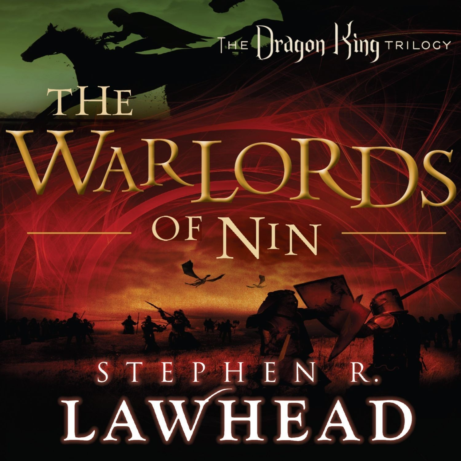 Printable The Warlords of Nin Audiobook Cover Art