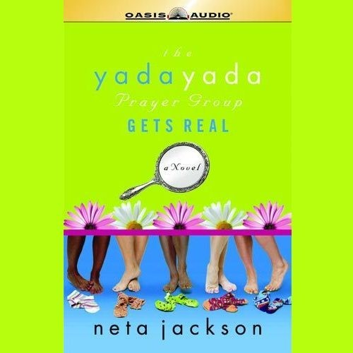 Printable The Yada Yada Prayer Group Gets Real Audiobook Cover Art