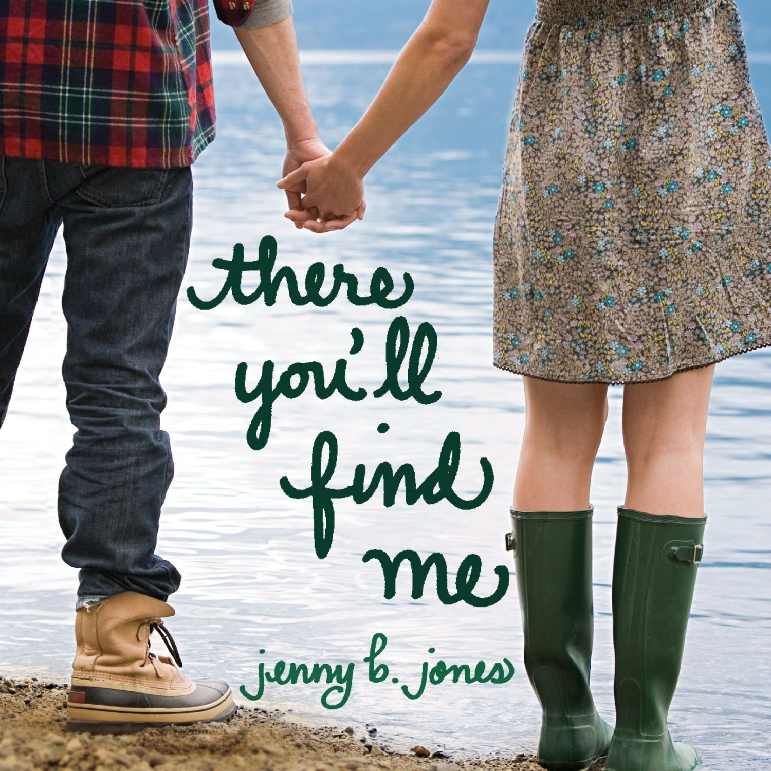 Printable There You'll Find Me Audiobook Cover Art