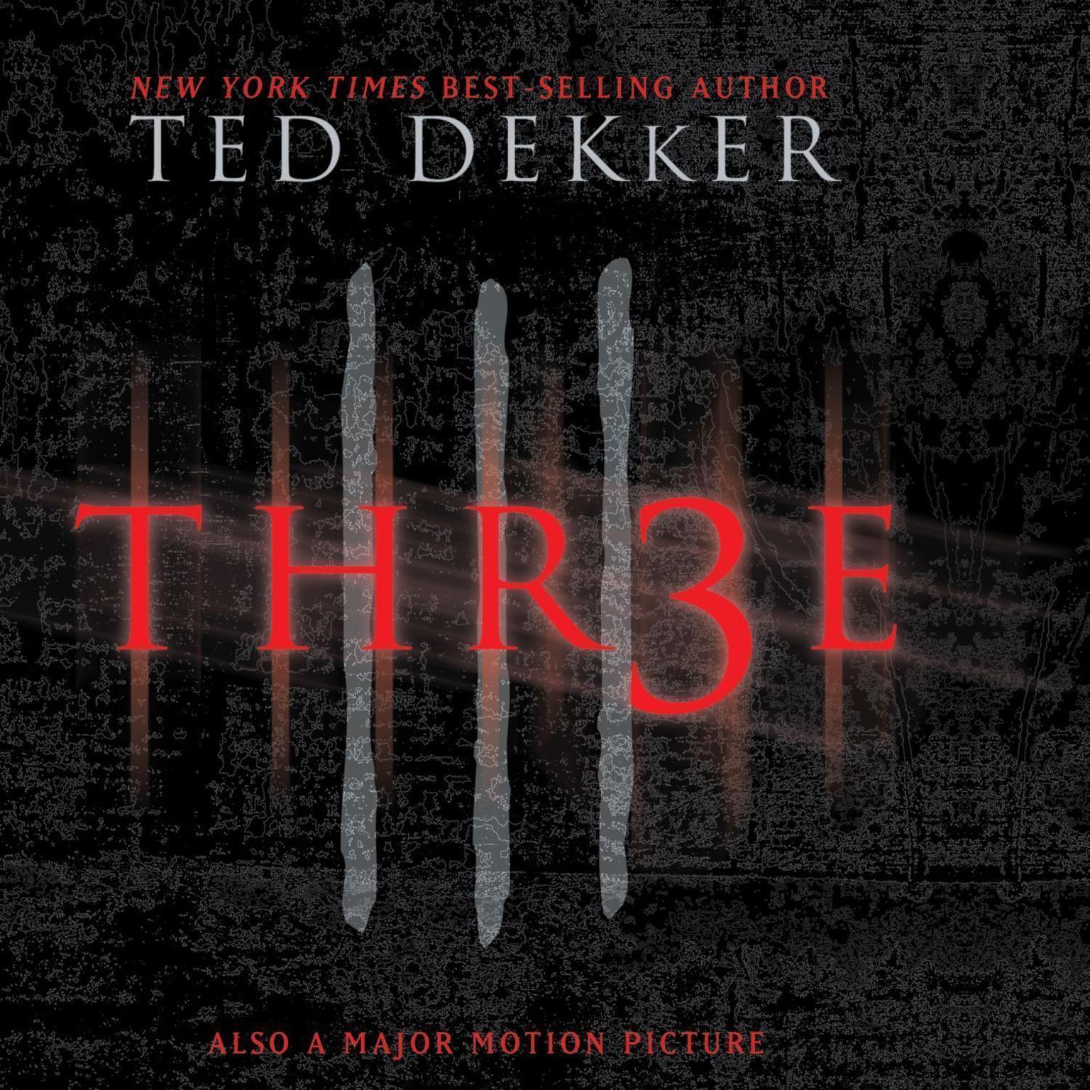 Printable Thr3e Audiobook Cover Art