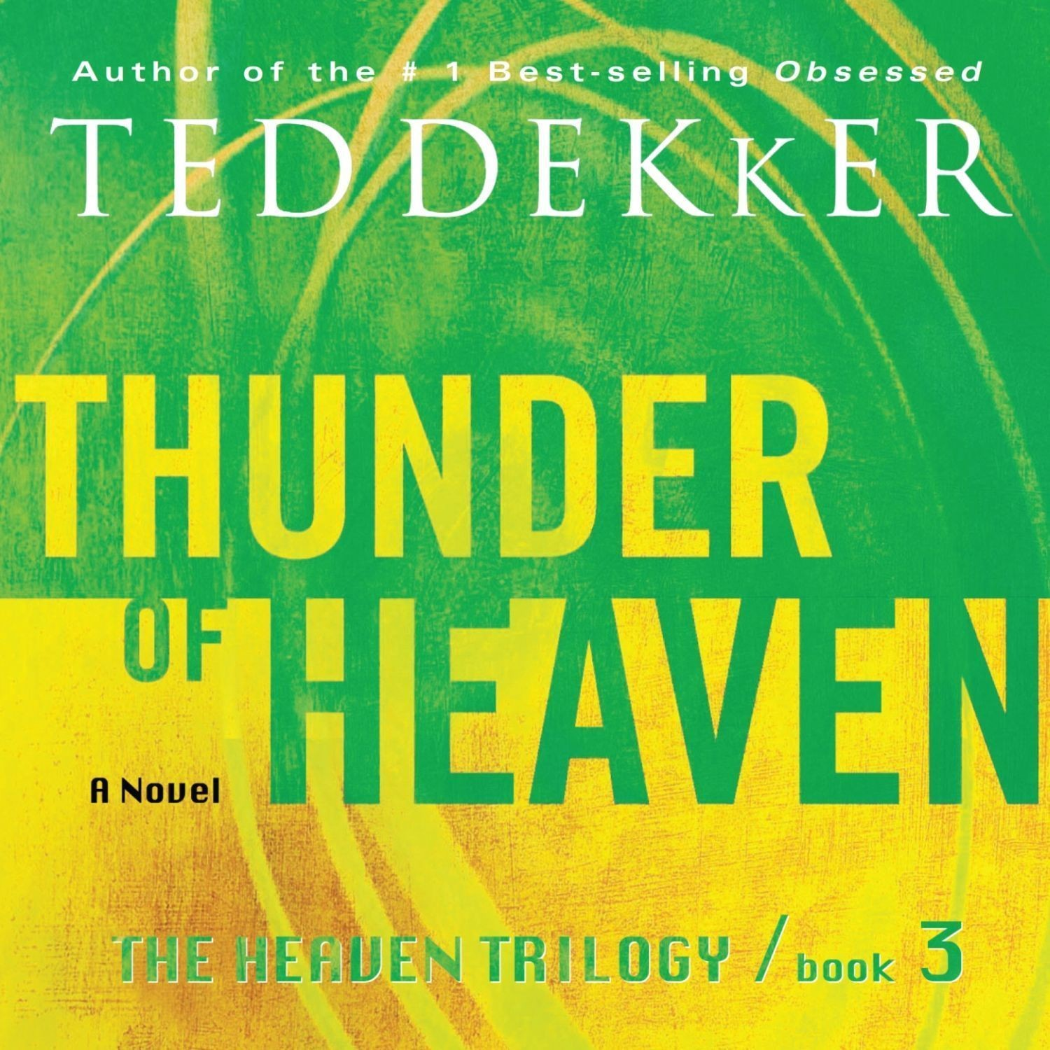 Printable Thunder of Heaven Audiobook Cover Art