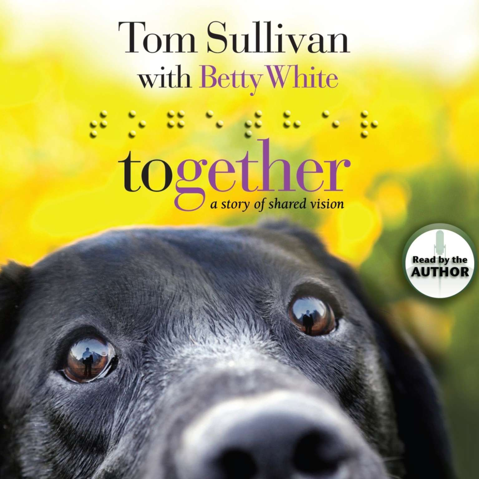 Printable Together: A Story of Shared Vision Audiobook Cover Art