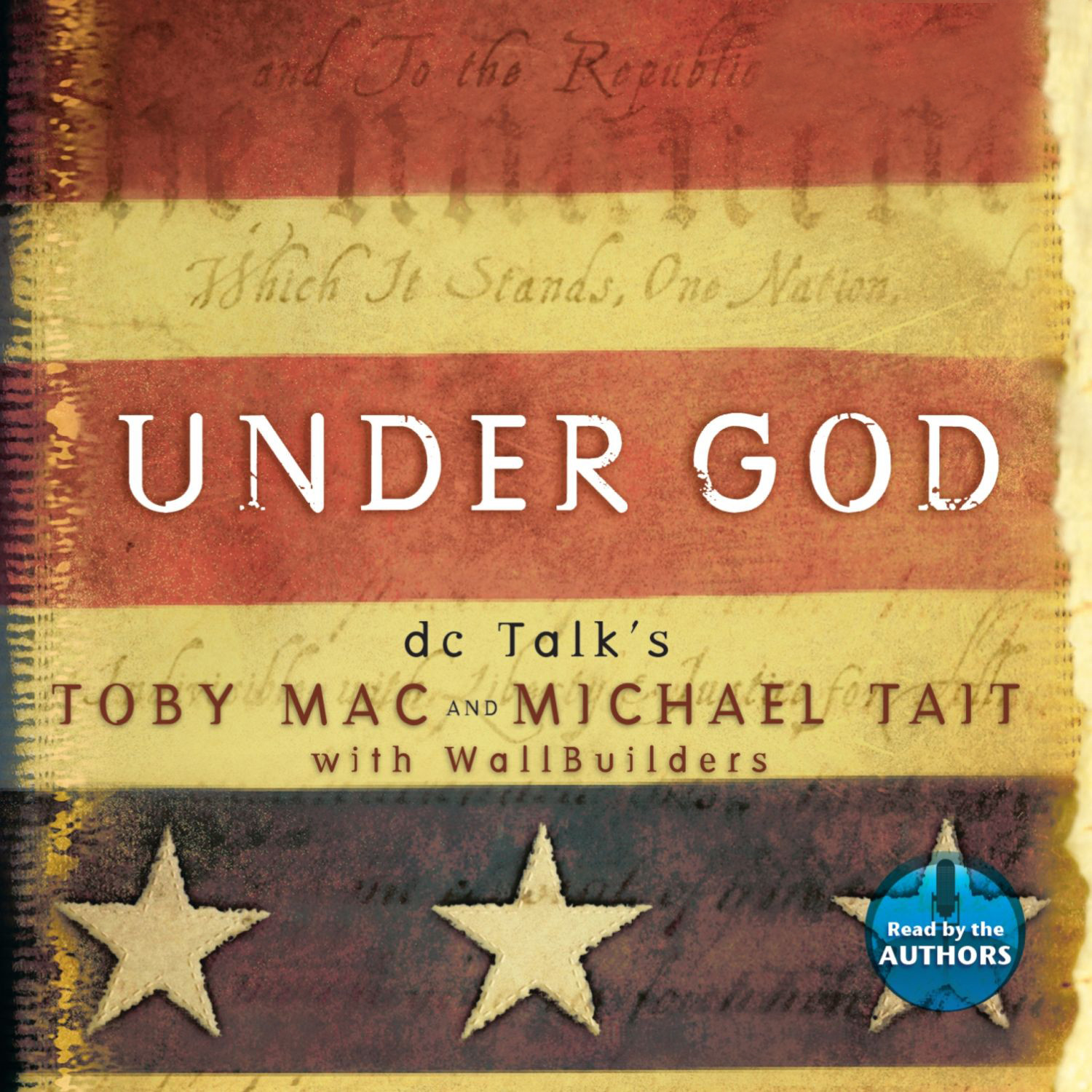 Printable Under God Audiobook Cover Art