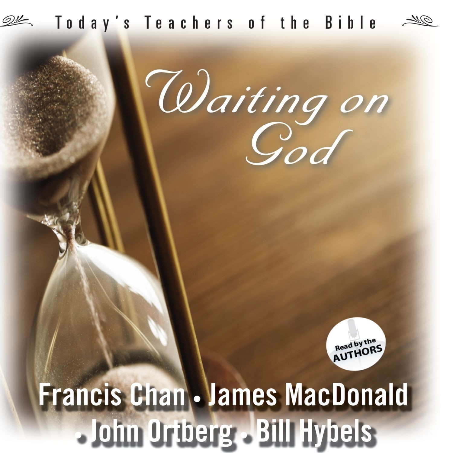 Printable Waiting on God Audiobook Cover Art