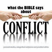 What the Bible Says about Conflict Audiobook, by