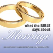 What the Bible Says about Marriage, by Kelly Ryan Dolan, Kelly Ryan Dolan, Jill Shellabarger