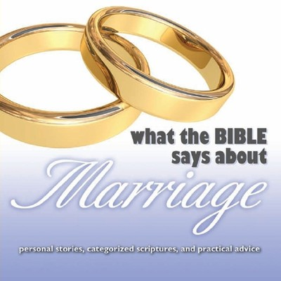 What the Bible Says About Marriage Audiobook, by Kelly Ryan Dolan