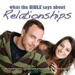 What the Bible Says About Relationships Audiobook, by Oasis Audio