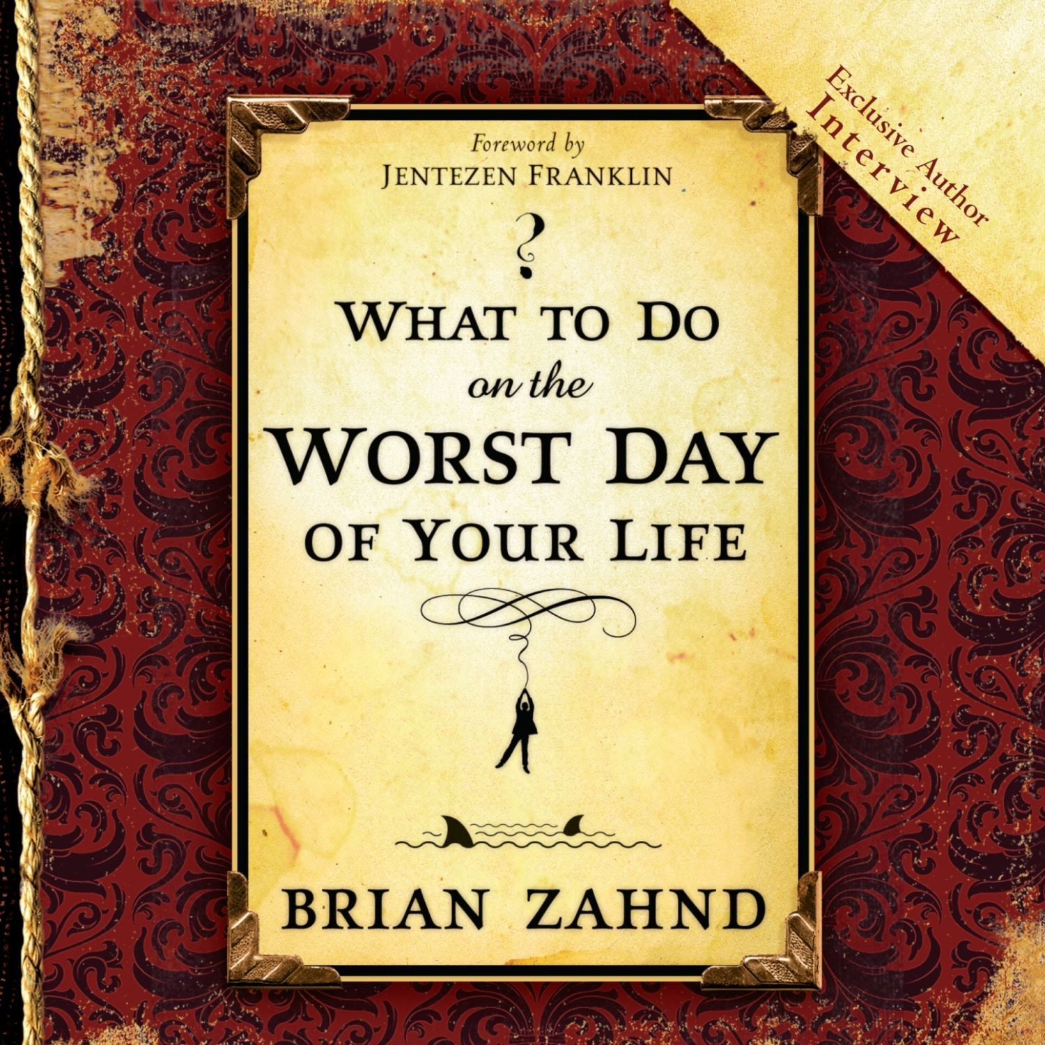 Printable What to Do on the Worst Day of Your Life Audiobook Cover Art