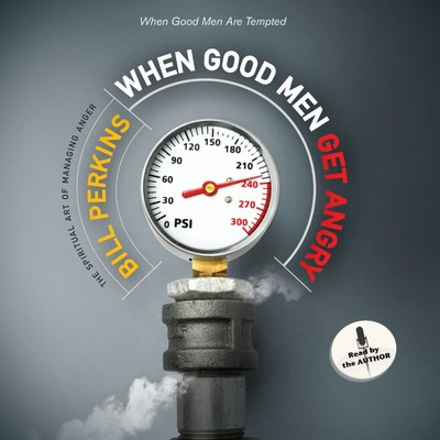 When Good Men Get Angry: The Spiritual Art of Managing Anger Audiobook, by Bill Perkins