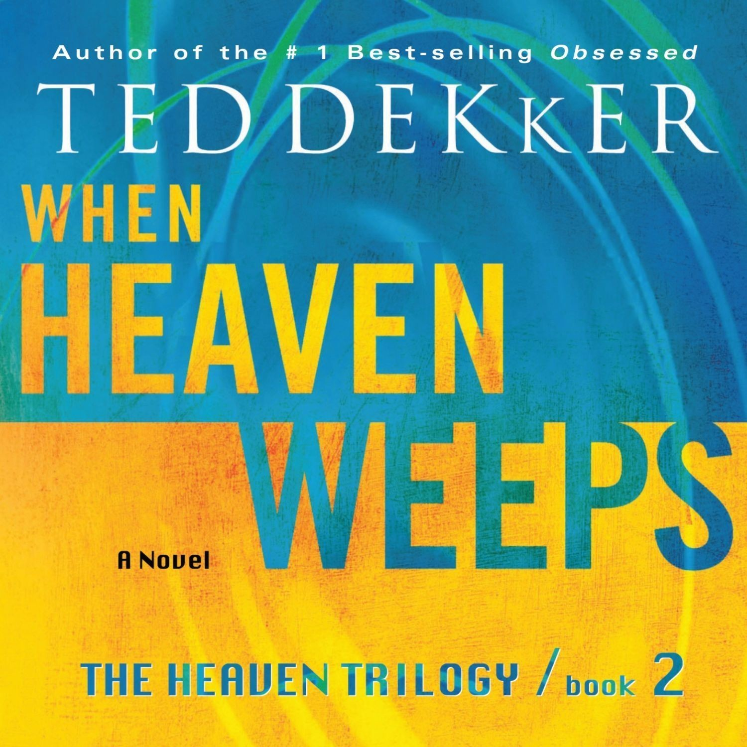 Printable When Heaven Weeps Audiobook Cover Art