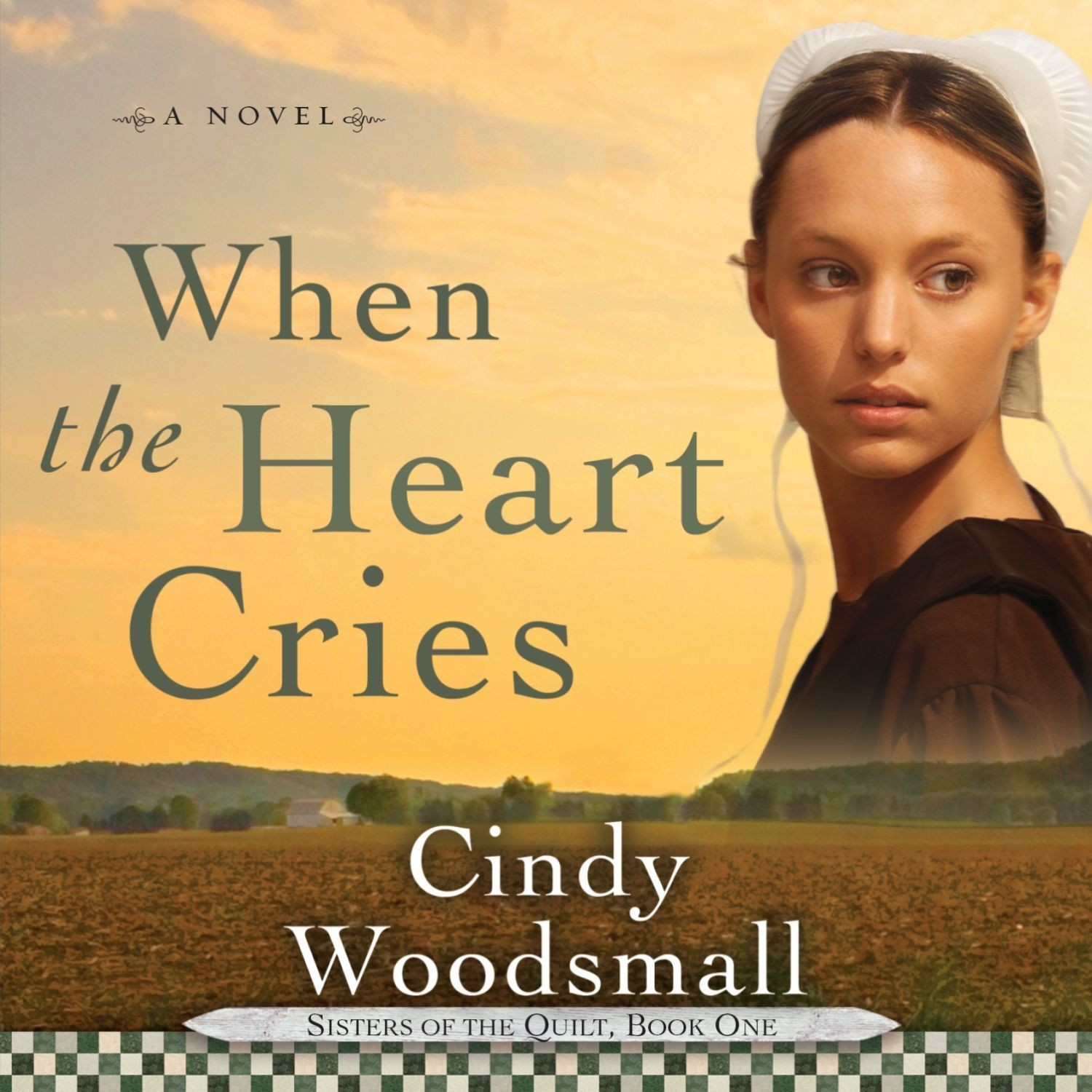 Printable When the Heart Cries Audiobook Cover Art