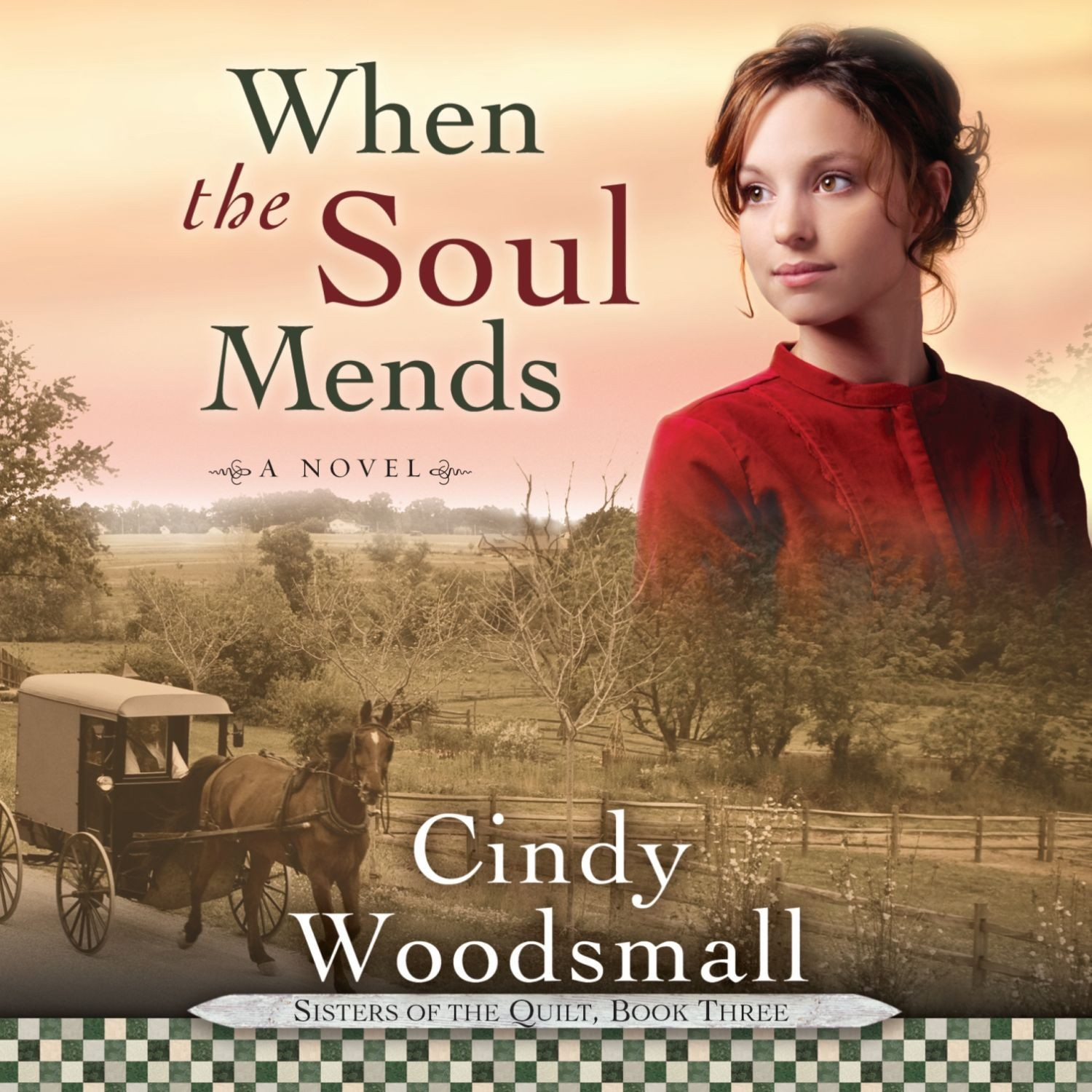 Printable When the Soul Mends Audiobook Cover Art