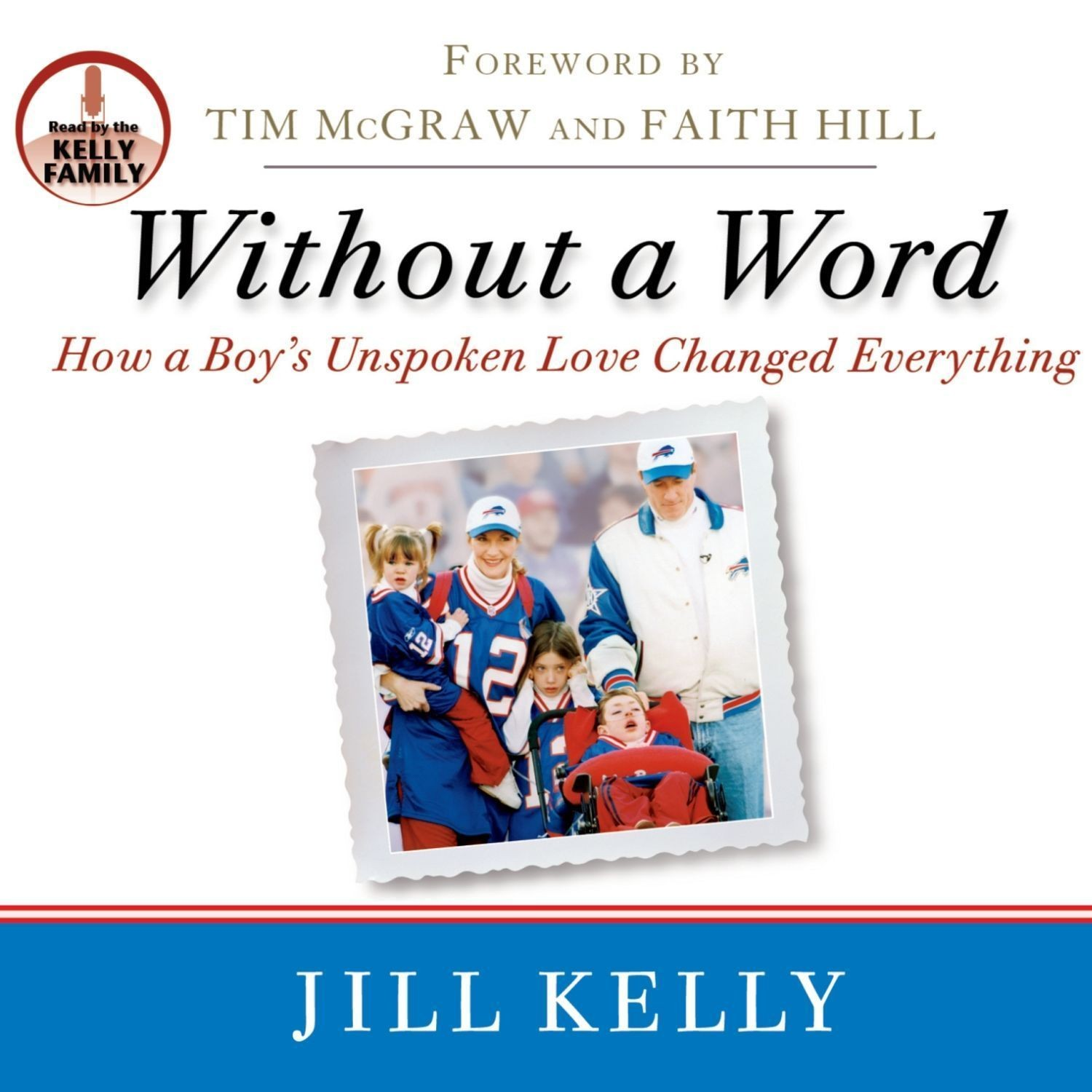 Printable Without a Word: How a Boy's Unspoken Love Changed Everything Audiobook Cover Art