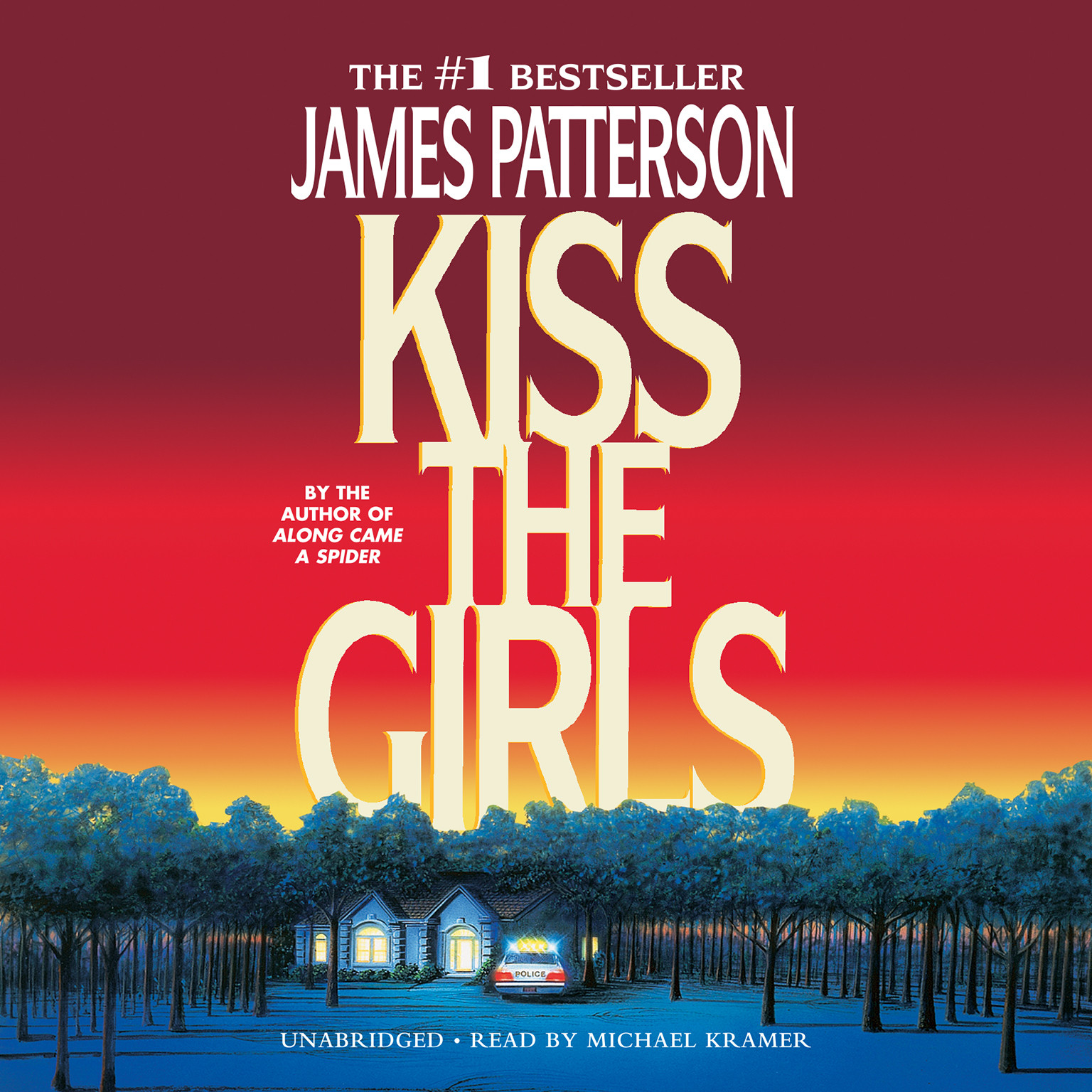 Printable Kiss the Girls Audiobook Cover Art