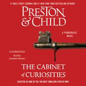 The Cabinet of Curiosities: A Novel Audiobook, by Douglas Preston