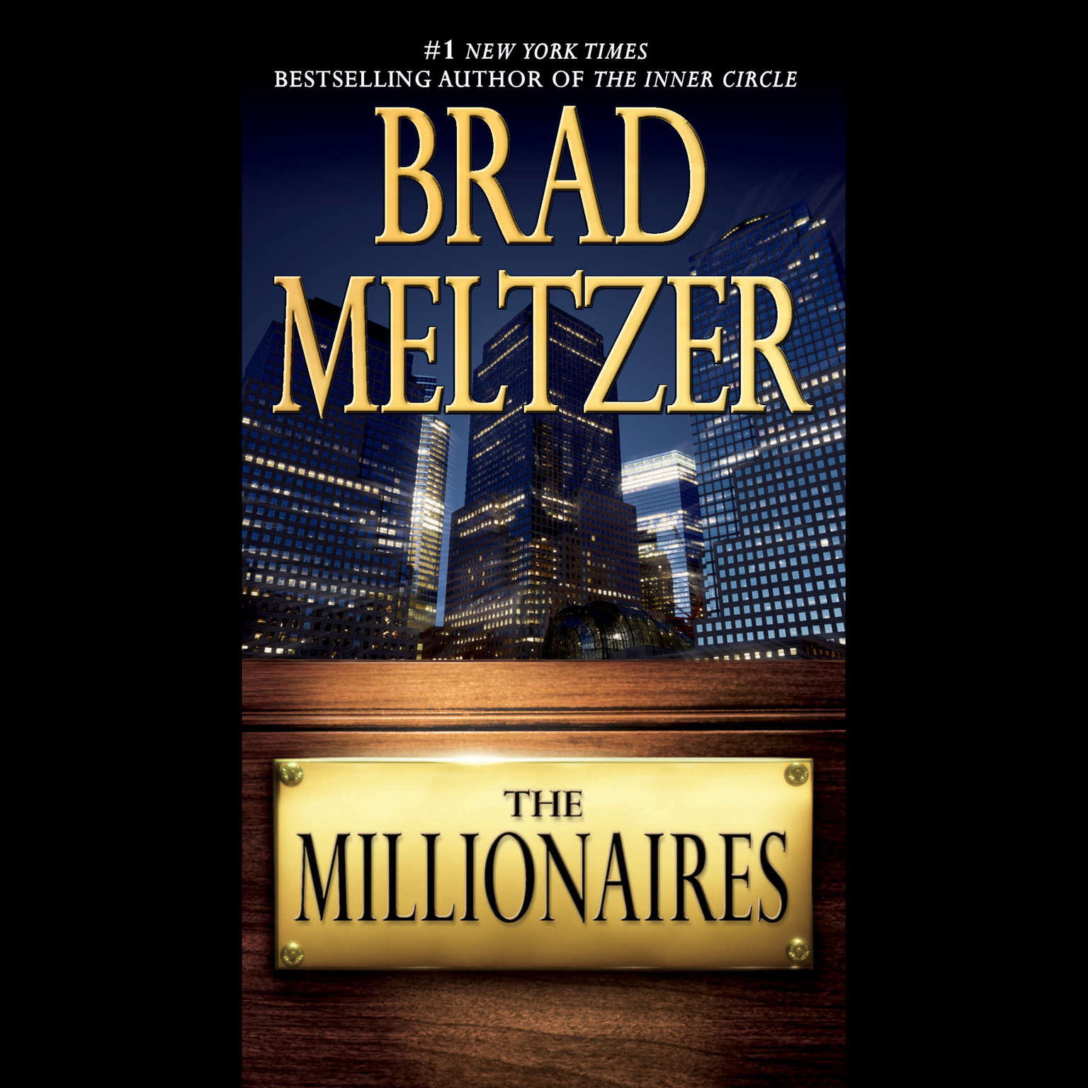 Printable The Millionaires Audiobook Cover Art