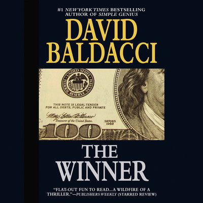 The Winner Audiobook, by David Baldacci