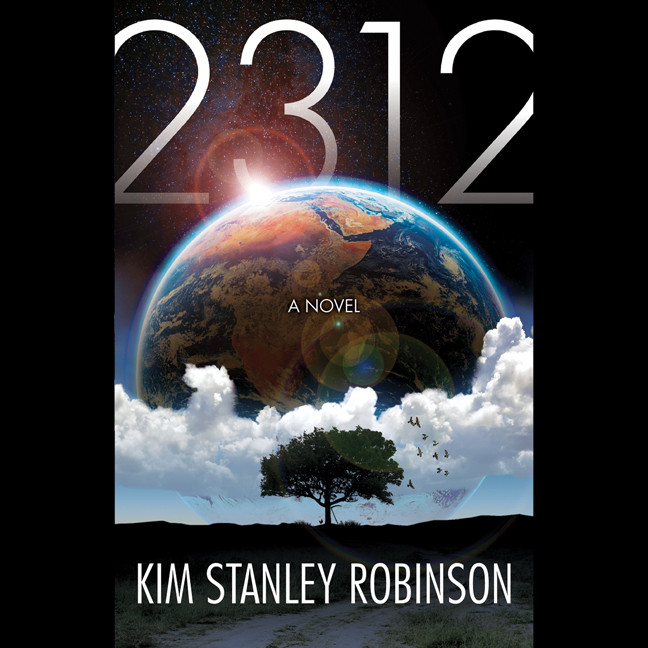 Printable 2312 Audiobook Cover Art