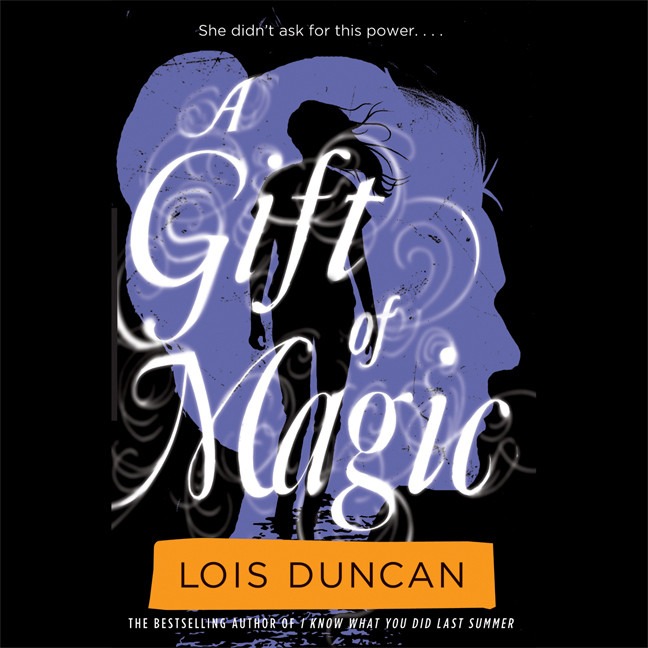 Printable A Gift of Magic Audiobook Cover Art