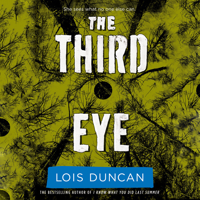 Printable The Third Eye Audiobook Cover Art