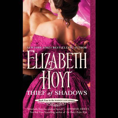 Thief of Shadows Audiobook, by Elizabeth Hoyt