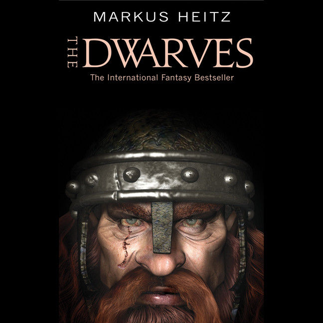 Printable The Dwarves Audiobook Cover Art