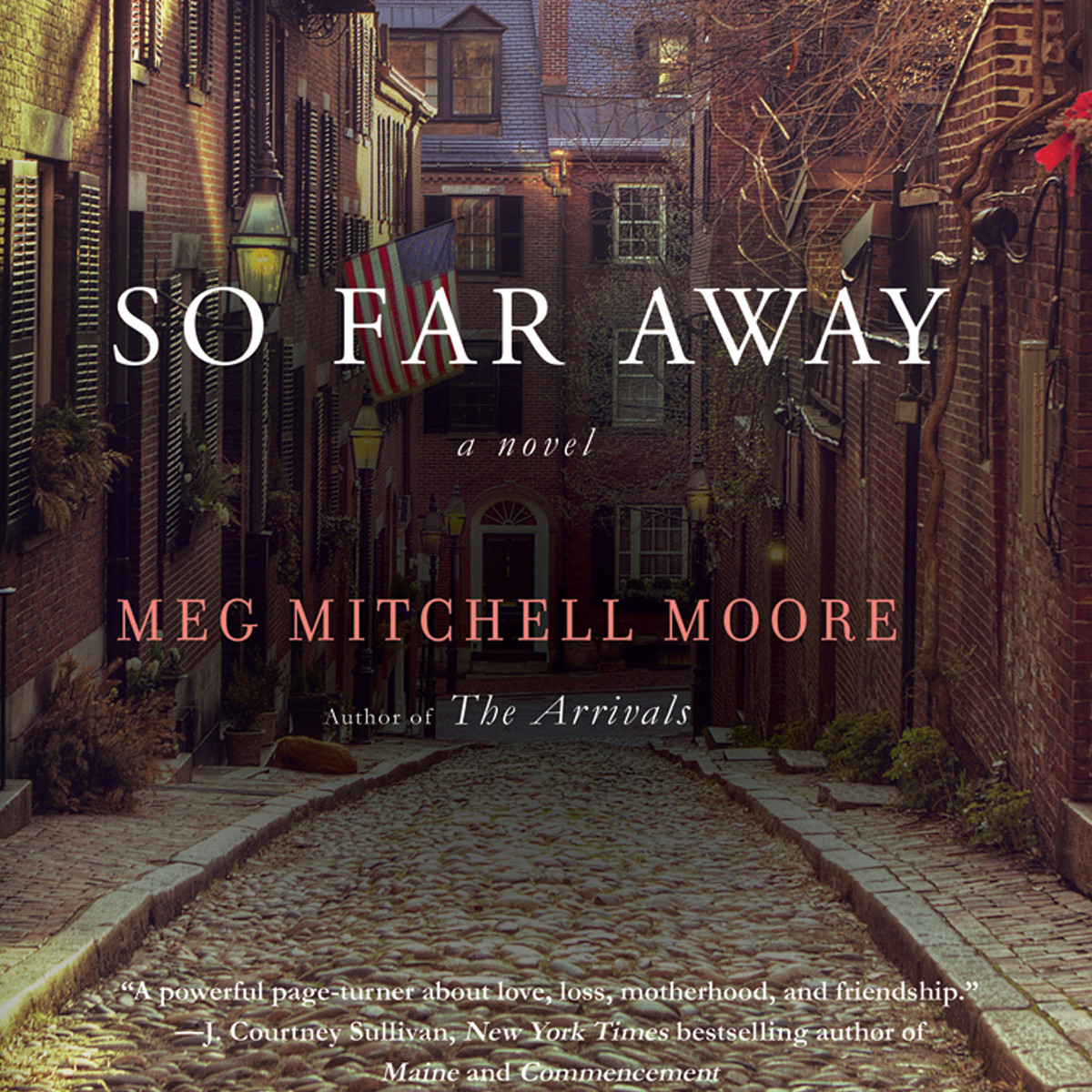 Printable So Far Away: A Novel Audiobook Cover Art