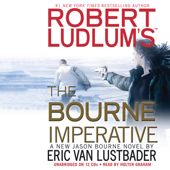 Printable Robert Ludlum's The Bourne Imperative Audiobook Cover Art