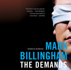 The Demands Audiobook, by Mark Billingham