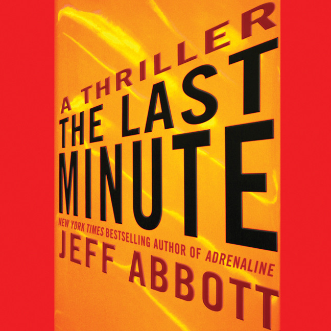 Printable The Last Minute Audiobook Cover Art