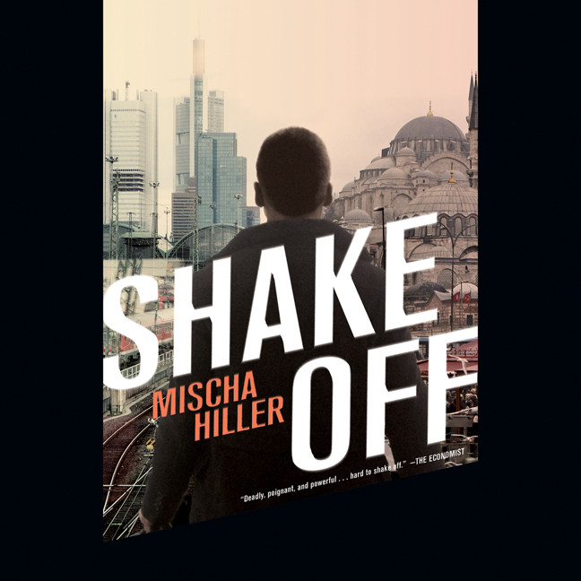 Printable Shake Off Audiobook Cover Art