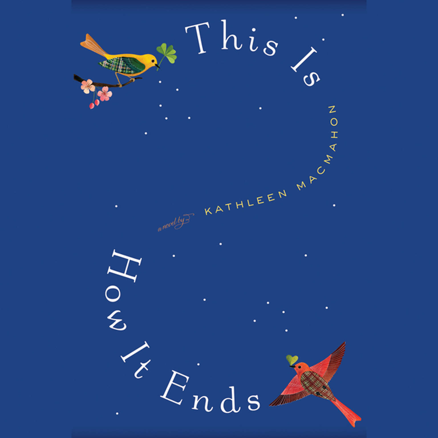 Printable This Is How It Ends: A Novel Audiobook Cover Art