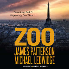 Zoo Audiobook, by James Patterson, Michael Ledwidge