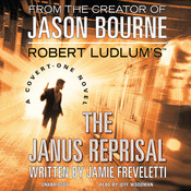 Robert Ludlum's The Janus Reprisal: A Covert-One Novel, by Jamie Freveletti