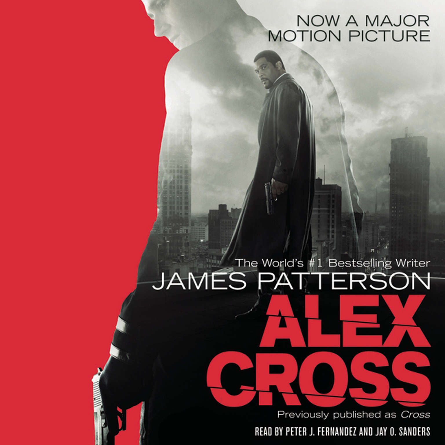 Printable Alex Cross: Also published as CROSS Audiobook Cover Art