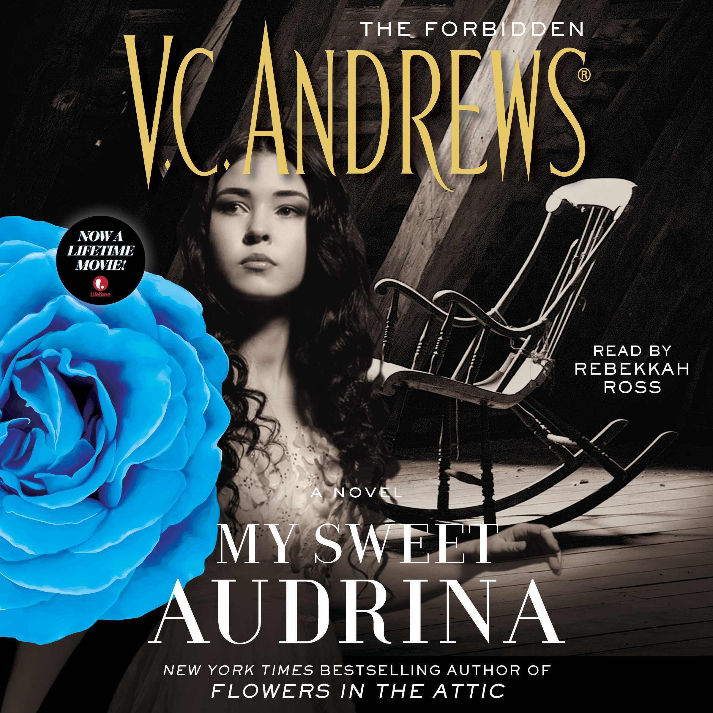 Printable My Sweet Audrina Audiobook Cover Art
