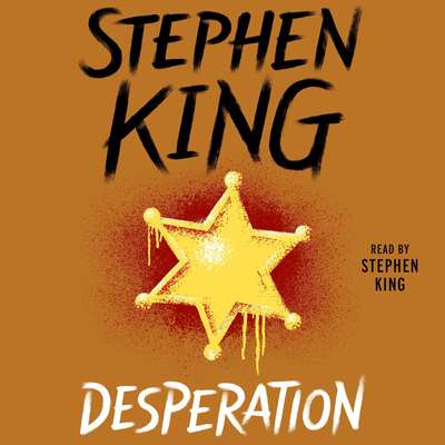 Desperation Audiobook, by Stephen King