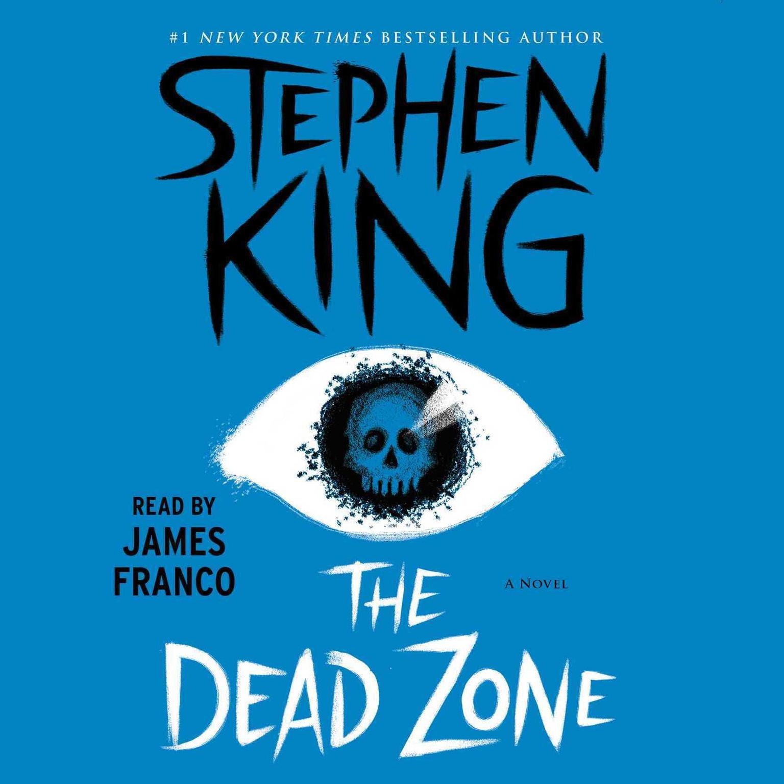 Printable The Dead Zone Audiobook Cover Art