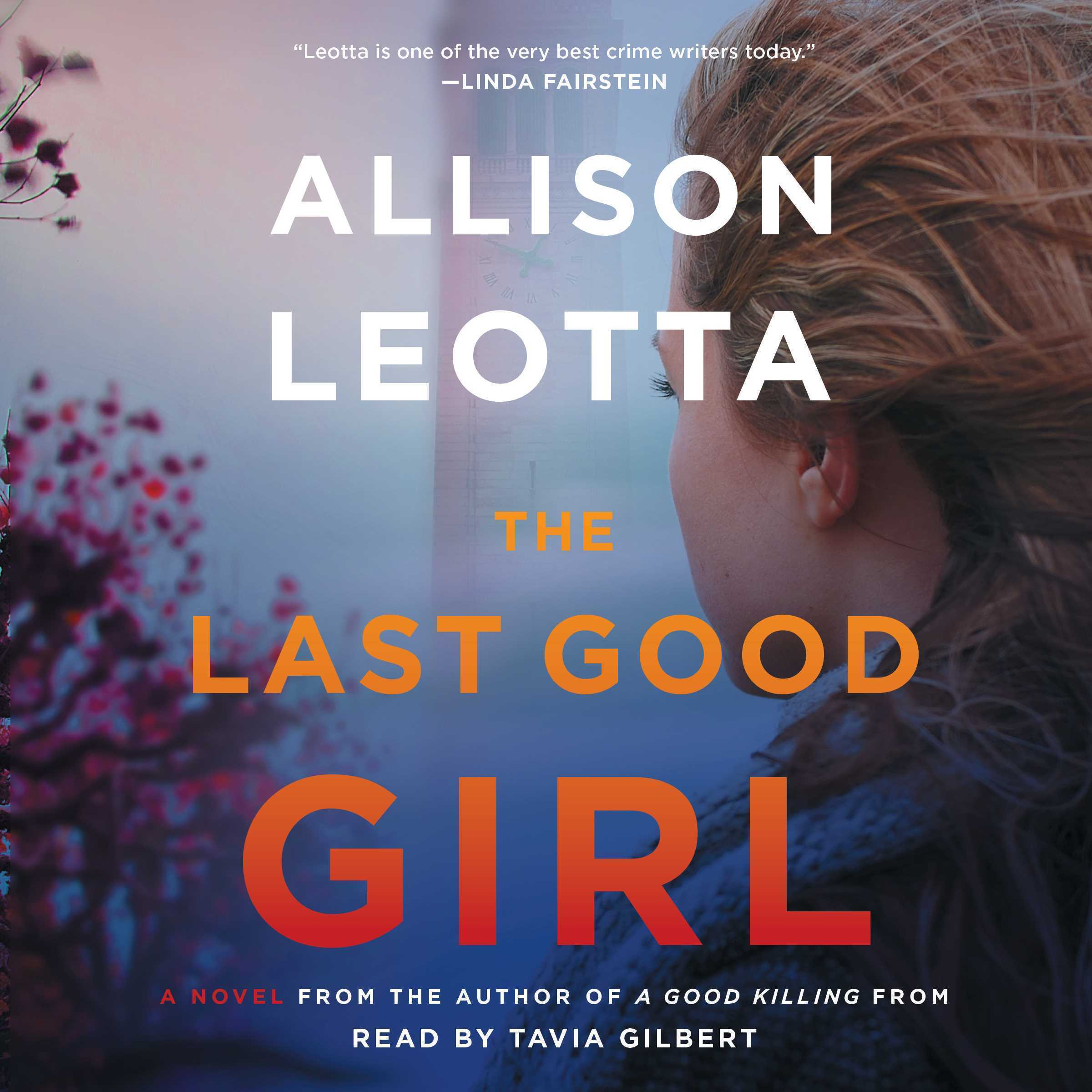 Printable The Last Good Girl: A Novel Audiobook Cover Art