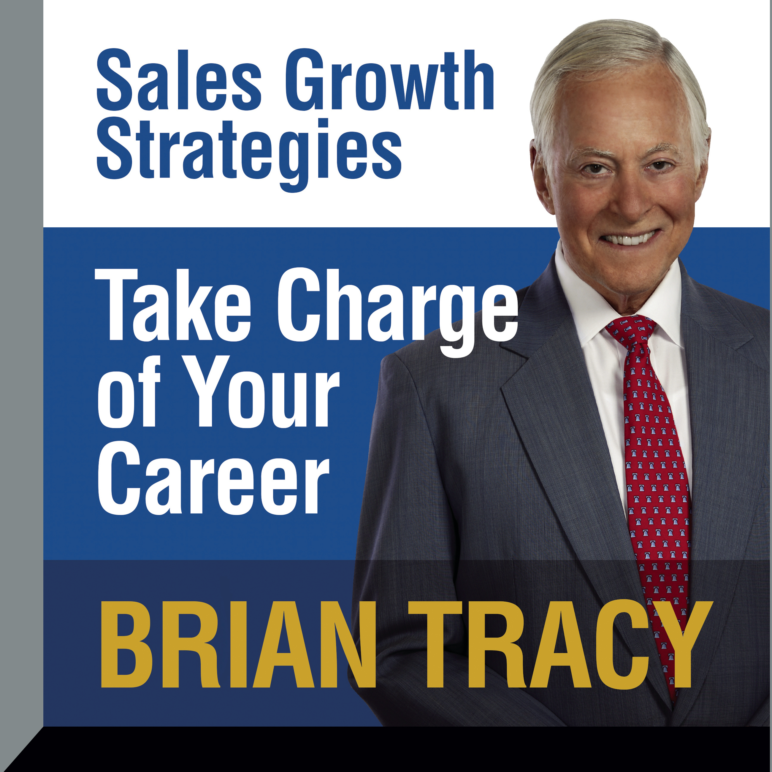 Printable Take Charge Your Career: Sales Growth Strategies Audiobook Cover Art