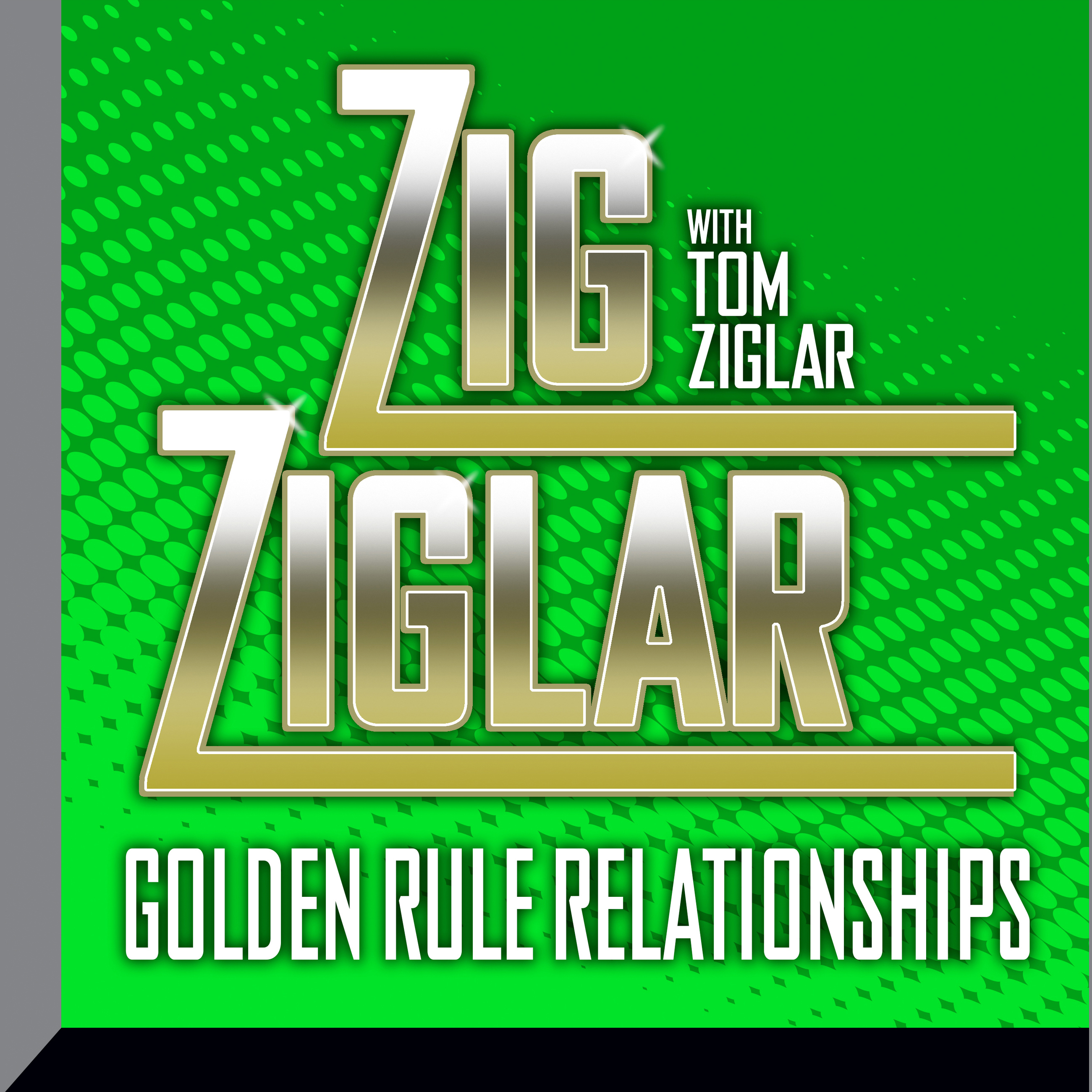 Printable Golden Rule Relationships Audiobook Cover Art