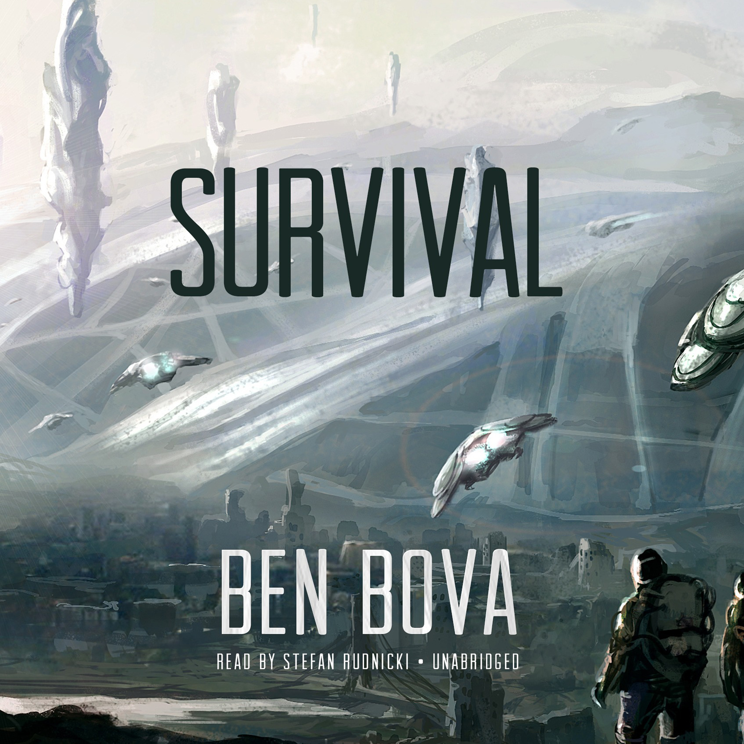 Printable Survival Audiobook Cover Art