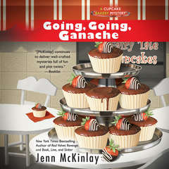 Going, Going, Ganache Audiobook, by Jenn McKinlay