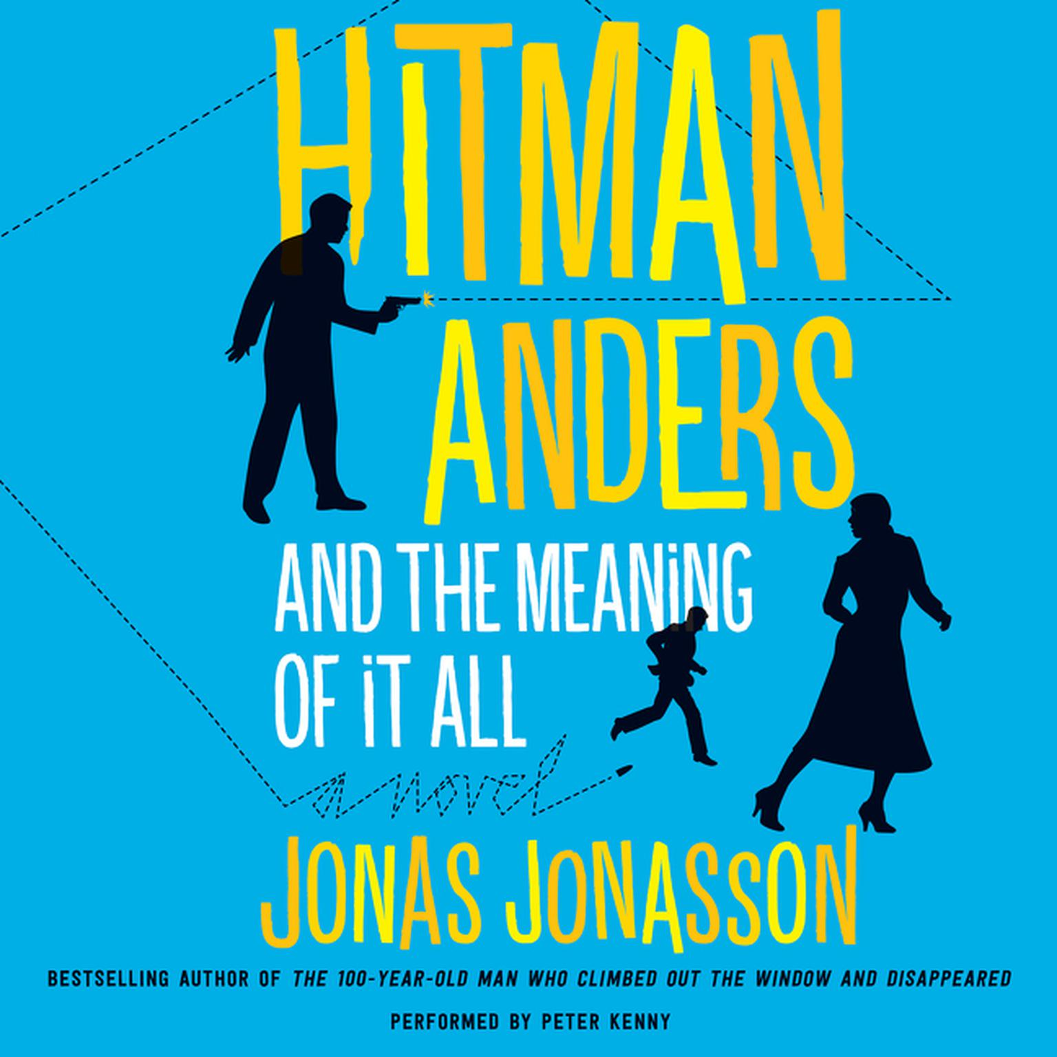 Printable Hitman Anders and the Meaning of It All Audiobook Cover Art
