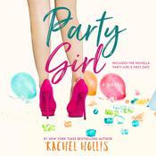 Party Girl Audiobook, by Rachel Hollis