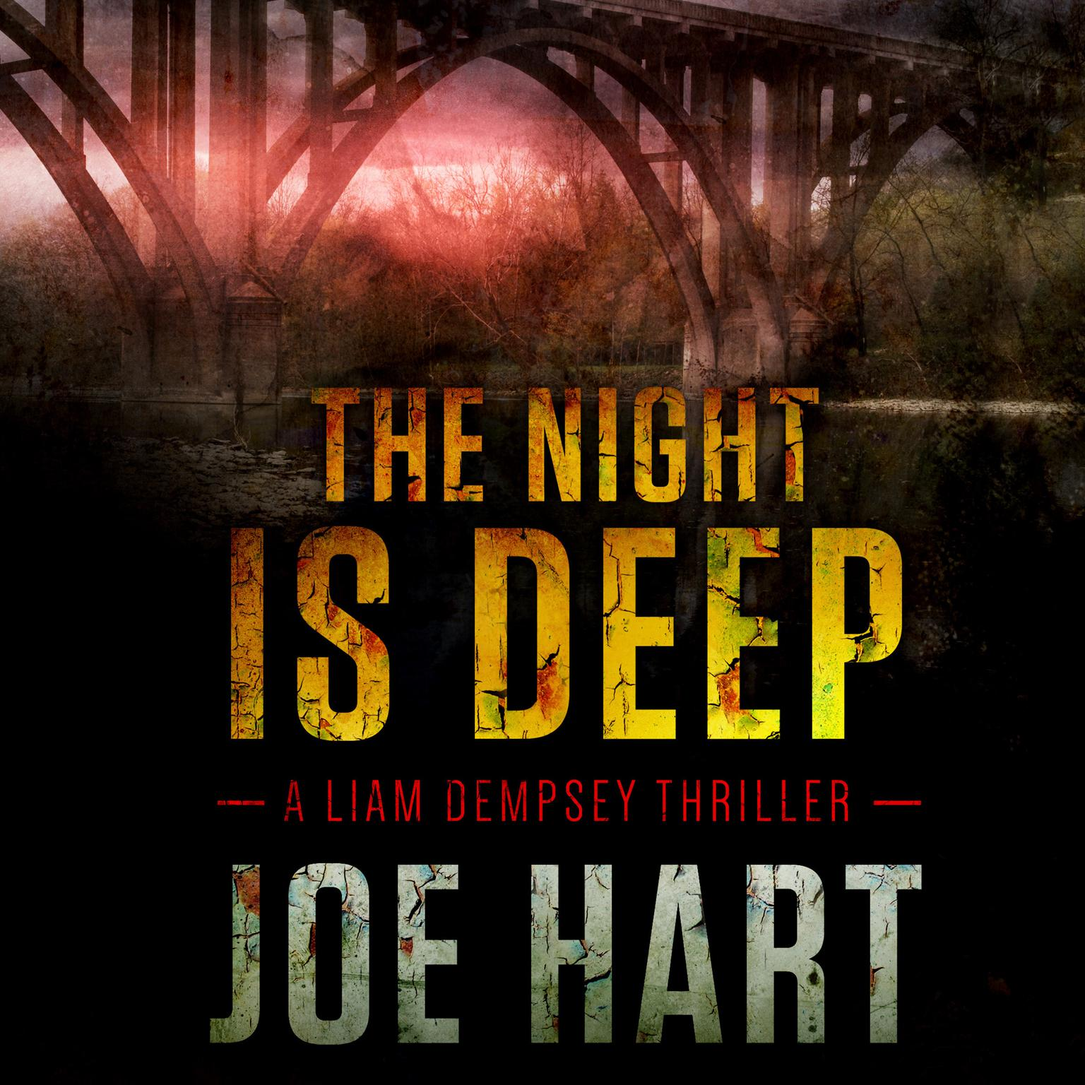 Printable The Night Is Deep Audiobook Cover Art