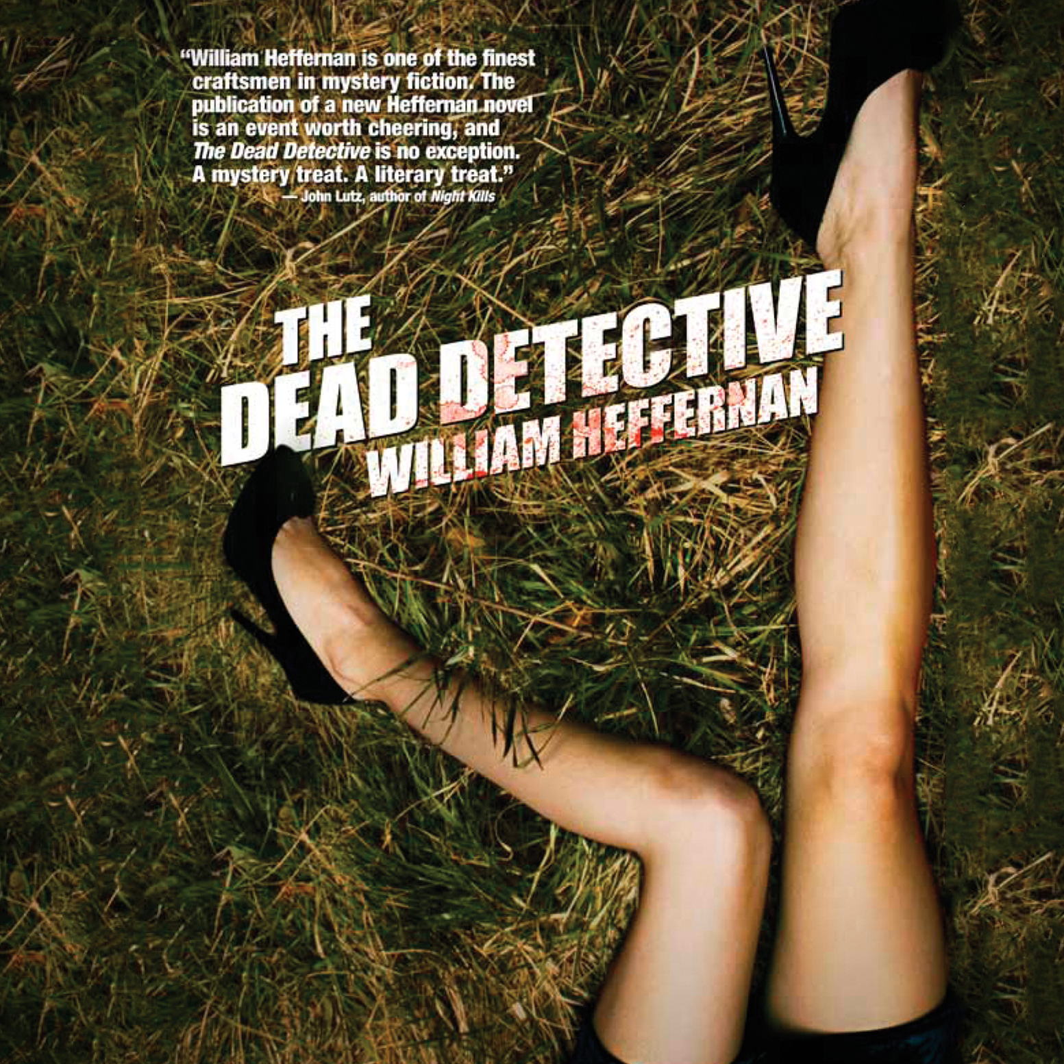 Printable The Dead Detective Audiobook Cover Art