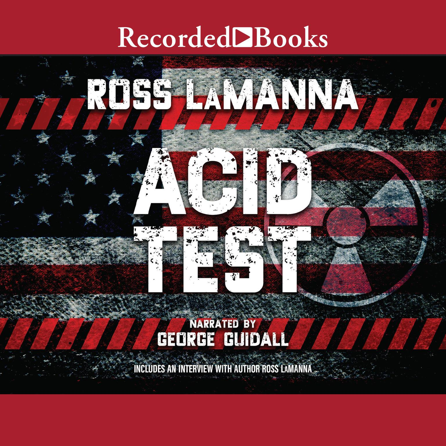 Printable Acid Test Audiobook Cover Art