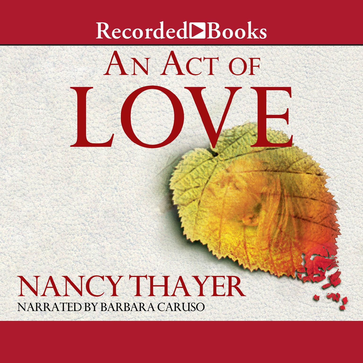 Printable An Act of Love Audiobook Cover Art